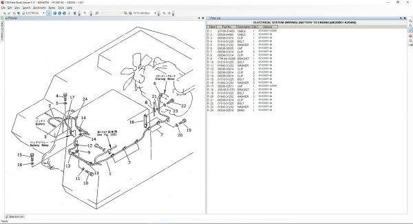 Komatsu-Linkone-CSS-EPC-EUROPE-06.2021-Spare-Parts-Catalog-695670409ee228aa6