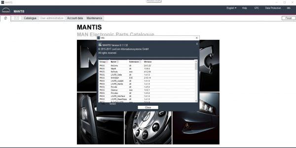 MAN-MANTIS-v660-EPC-06.2021-Spare-Parts-Catalogue-DVD-2