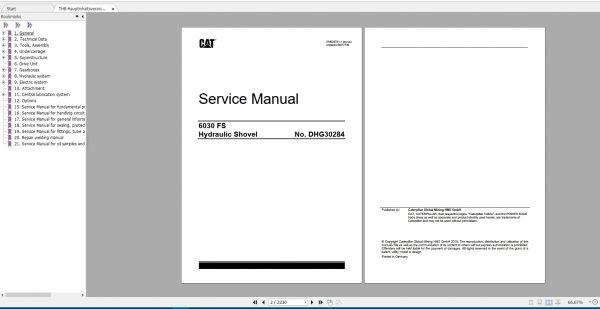 CAT-Hydraulic-Shovel-4.19GB-Full-Models-Service-Manuals-PDF-DVD-8
