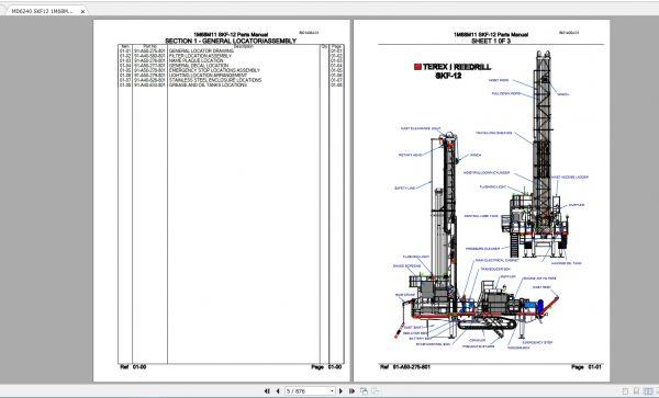 CAT-Rotary-Track-Drills-8.40GB-Full-Models-Spare-Parts-Manuals-PDF-DVD-4