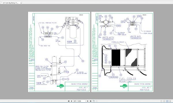 CAT-Unit-Rig-Mining-Truck-6.95GB-Full-Models-Spare-Parts-Manuals-PDF-DVD-7