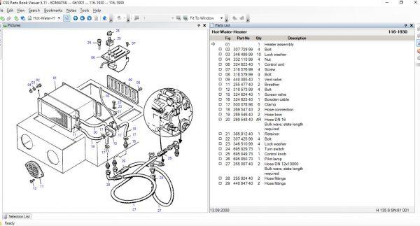 CSSPARTS-Komatsu-Link-One-CSS-Parts-JAPAN–EUR–USA-07.2021-Spare-Parts-Catalog-DVD-5