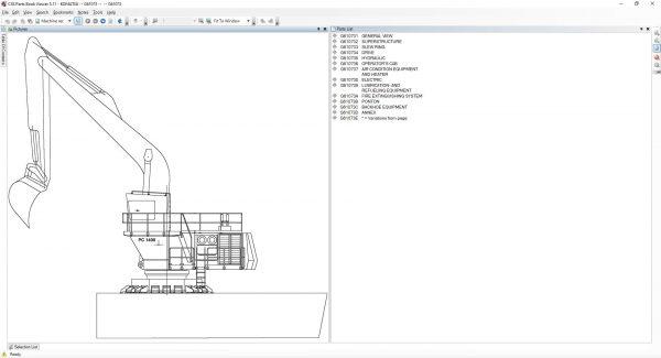 CSSPARTS-Komatsu-Linkone-CSS-EPC-JAPAN-07.2021-Spare-Parts-Catalog-45185ec56c8345508