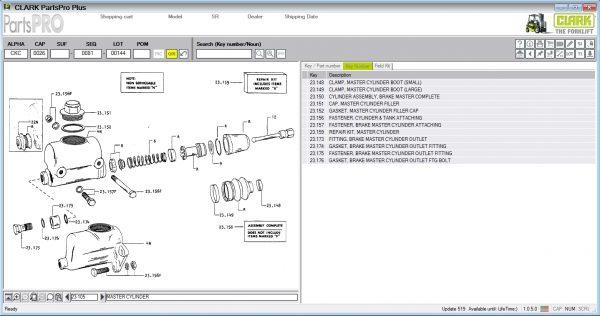 Clark-ForkLift-Parts-Pro-Plus-v519-07.2021-Spare-Parts-Catalog-DVD-3