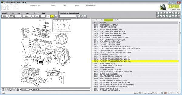 Clark-ForkLift-Parts-Pro-Plus-v519-07.2021-Spare-Parts-Catalog-DVD-5