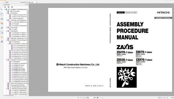Hitachi-Excavator-Series-7-ZX7-2021-6.07GB-Technical-Manual-Part-Catalog-Workshop-Manual-Circuit-Diagram-3