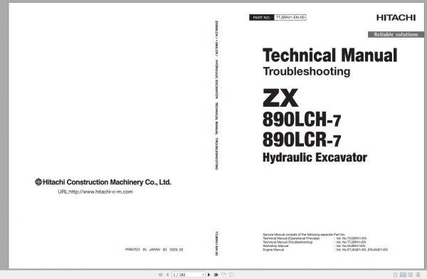 Hitachi-Excavator-Series-7-ZX7-2021-6.07GB-Technical-Manual-Part-Catalog-Workshop-Manual-Circuit-Diagram-7