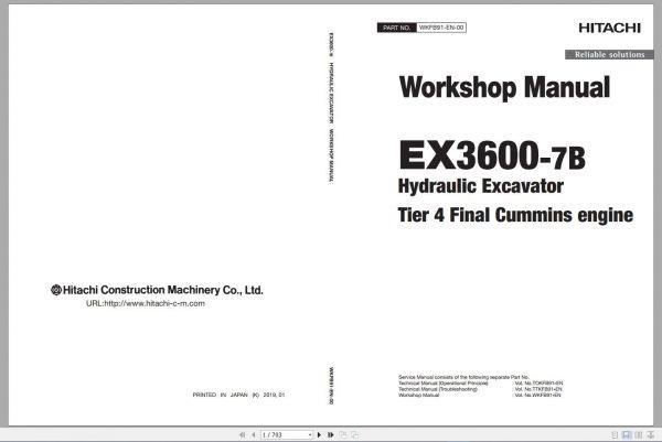 Hitachi-Mining-Excavator-EX-2021-10.9GB-PDF-Parts-Catalog-Technical-Manual-Workshop-Manual-Circuit-Diagram-DVD-10