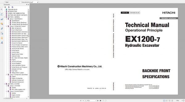 Hitachi-Mining-Excavator-EX-2021-10.9GB-PDF-Parts-Catalog-Technical-Manual-Workshop-Manual-Circuit-Diagram-DVD-5