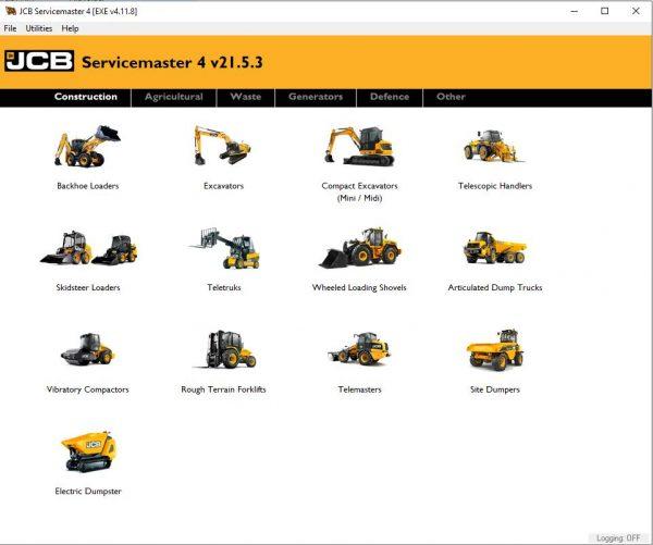 JCB-ServiceMaster-4-v21.5.3-07.2021-Diagnostic-Software-DVD-1