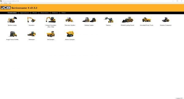 JCB-ServiceMaster-4-v21.5.3-07.2021-Diagnostic-Software-DVD-2