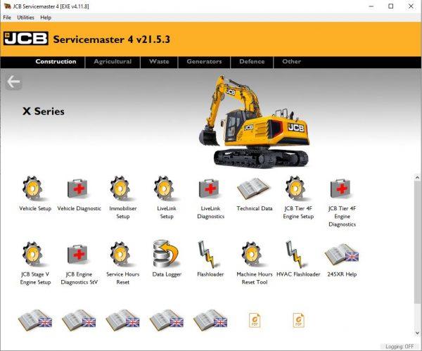 JCB-ServiceMaster-4-v21.5.3-07.2021-Diagnostic-Software-DVD-6