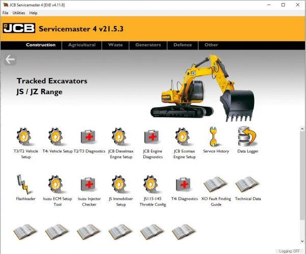 JCB-ServiceMaster-4-v21.5.3-07.2021-Diagnostic-Software-DVD-7