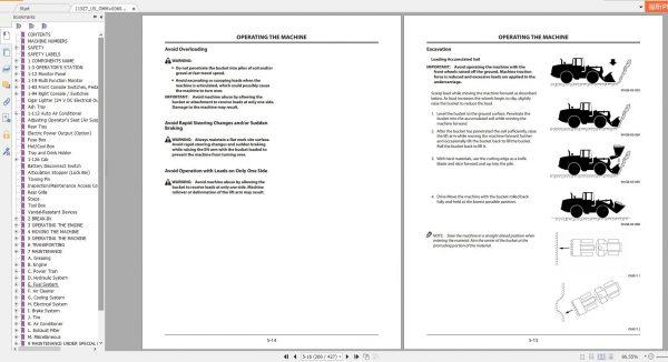 Kawasaki-KCM-Wheel-Loader-18.5GB-PDF-2021-Service-Manual-Part-Manual-and-Operation–Maintenance-Manual-3
