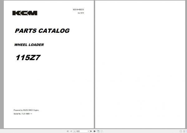 Kawasaki-KCM-Wheel-Loader-18.5GB-PDF-2021-Service-Manual-Part-Manual-and-Operation–Maintenance-Manual-7