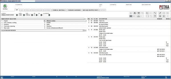 PETKA-8.3-Volkswagen—Seat—Skoda—Audi—Commercial-Vehicles—Porsche-05.2021-Spare-Parts-Catalog-DVD-11