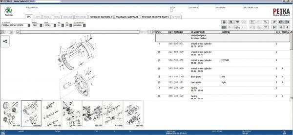 PETKA-8.3-Volkswagen—Seat—Skoda—Audi—Commercial-Vehicles—Porsche-05.2021-Spare-Parts-Catalog-DVD-12