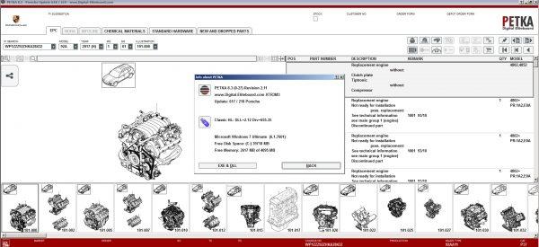 PETKA-8.3-Volkswagen—Seat—Skoda—Audi—Commercial-Vehicles—Porsche-06.2021-Spare-Parts-Catalog-DVD-14
