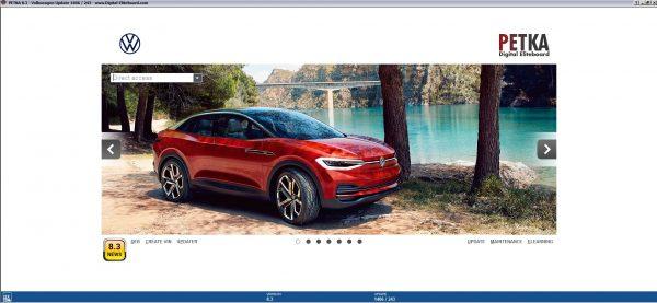 PETKA-8.3-Volkswagen—Seat—Skoda—Audi—Commercial-Vehicles—Porsche-06.2021-Spare-Parts-Catalog-DVD-2