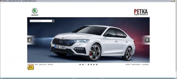 PETKA-8.3-Volkswagen—Seat—Skoda—Audi—Commercial-Vehicles—Porsche-06.2021-Spare-Parts-Catalog-DVD-4
