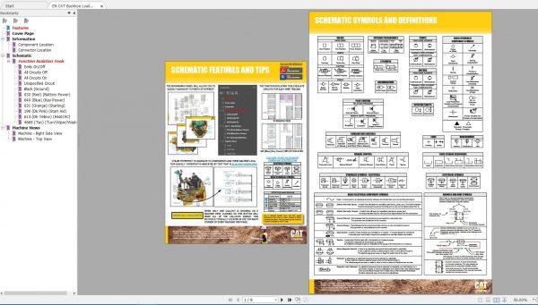 CAT-Backhoe-Loader-279MB-Full-Models-04.1988—08.2021-Updated-Electric-Hydraulic-Schematics-EN-PDF-DVD-6