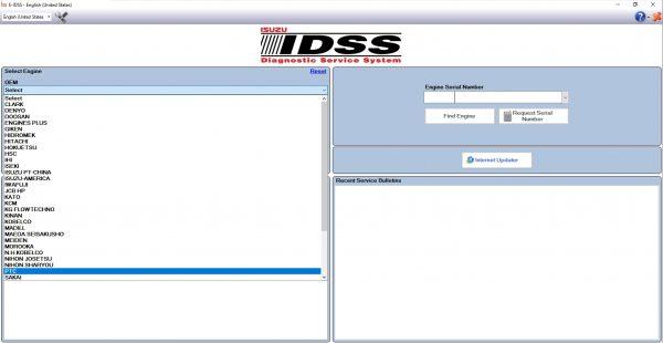 Isuzu-E-IDSS-Diagnostic-Service-System-03.2021-Release-Full-Diagnostic-Software-DVD-1