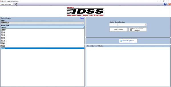 Isuzu-E-IDSS-Diagnostic-Service-System-03.2021-Release-Full-Diagnostic-Software-DVD-2