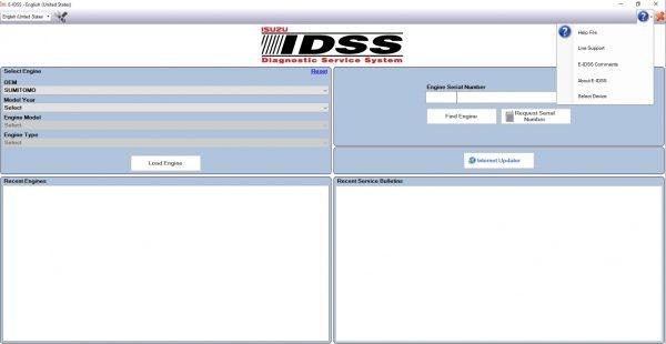 Isuzu-E-IDSS-Diagnostic-Service-System-03.2021-Release-Full-Diagnostic-Software-DVD-3