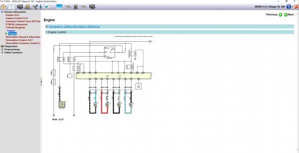 Isuzu-E-IDSS-Diagnostic-Service-System-03.2021-Release-Full-Diagnostic-Software-DVD-7