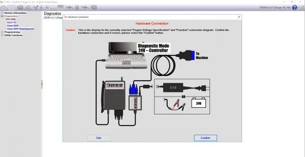 Isuzu-E-IDSS-Diagnostic-Service-System-03.2021-Release-Full-Diagnostic-Software-DVD-8