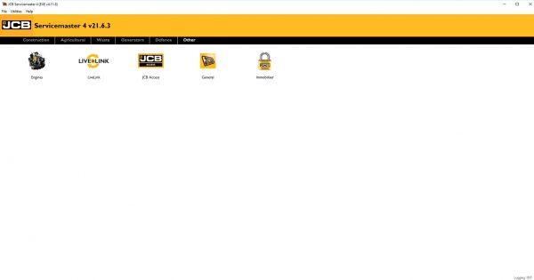 JCB-ServiceMaster-4-v21.6.3-07.2021-Diagnostic-Software-DVD-6-1