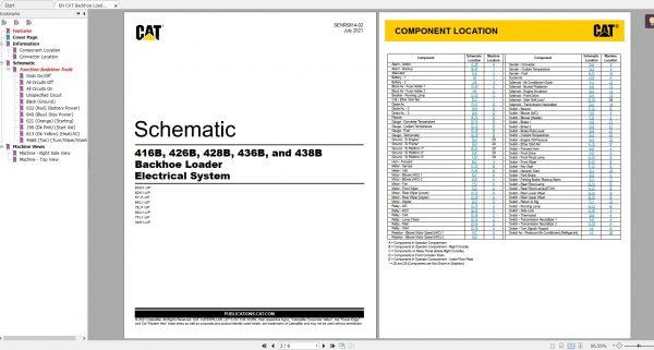 CAT-Backhoe-Loader-279MB-Full-Models-04.1988—08.2021-Updated-Electric-Hydraulic-Schematics-EN-PDF-DVD-4