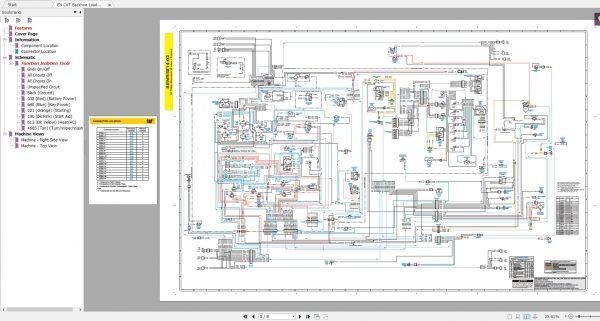 CAT-Backhoe-Loader-279MB-Full-Models-04.1988—08.2021-Updated-Electric-Hydraulic-Schematics-EN-PDF-DVD-5