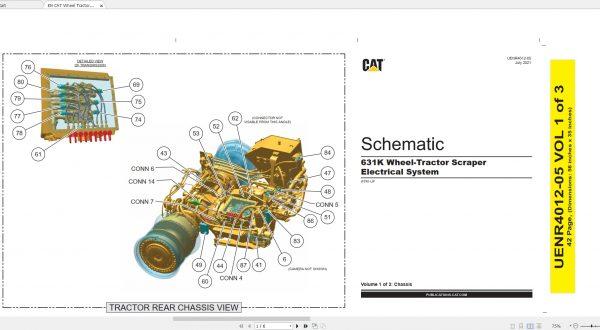 CAT-Wheel-Tractor-Scraper-196MB-Full-Models-09.2002—08.2021-Updated-Electric-Hydraulic-Schematics-EN-PDF-DVD-1