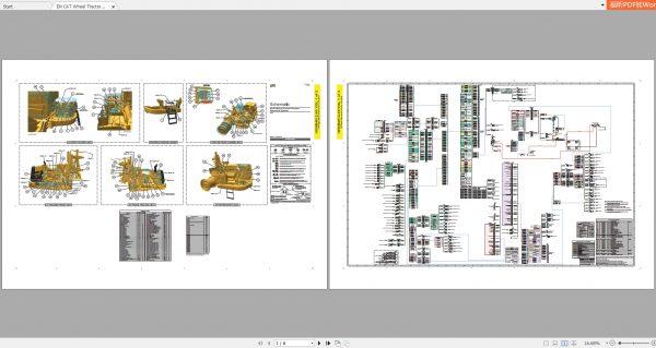 CAT-Wheel-Tractor-Scraper-196MB-Full-Models-09.2002—08.2021-Updated-Electric-Hydraulic-Schematics-EN-PDF-DVD-4