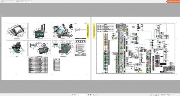 CAT-Wheel-Tractor-Scraper-196MB-Full-Models-09.2002—08.2021-Updated-Electric-Hydraulic-Schematics-EN-PDF-DVD-5