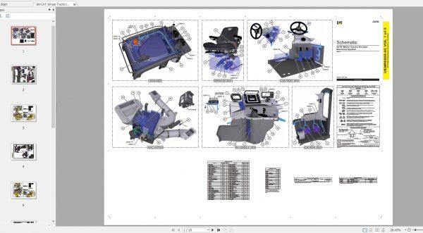 CAT-Wheel-Tractor-Scraper-196MB-Full-Models-09.2002—08.2021-Updated-Electric-Hydraulic-Schematics-EN-PDF-DVD-6