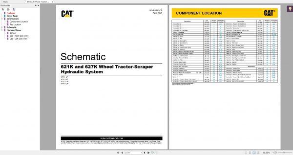 CAT-Wheel-Tractor-Scraper-196MB-Full-Models-09.2002—08.2021-Updated-Electric-Hydraulic-Schematics-EN-PDF-DVD-9