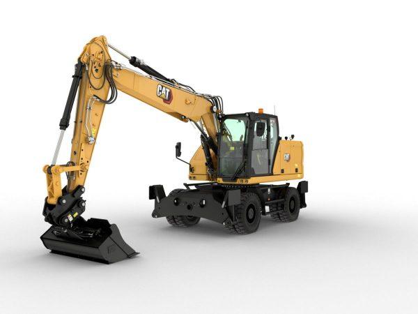 CAT-Wheeled-Excavator-260MB-Full-Models-06.2001—08.2021-Updated-Electric-Hydraulic-Schematics-EN-PDF-DVD-1