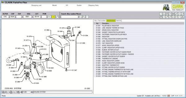 Clark-ForkLift-Parts-Pro-Plus-v521-09.2021-Spare-Parts-Catalog-DVD-5