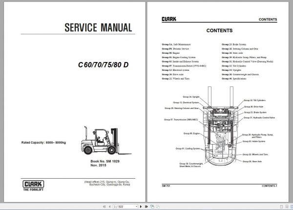 Clark-Forklift-DVD-PDF-2021-928GB-Service-Manual-Parts-Catalog–Operator-Manual-16