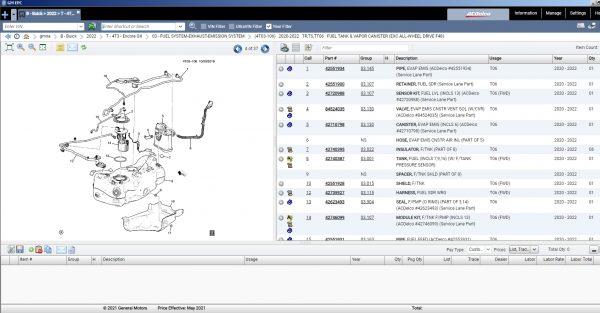 General-Motors-GMNA-EPC-08.2021-Spare-Parts-Catalog-DVD-6
