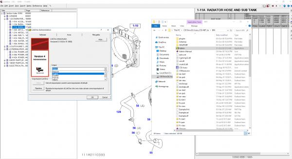Isuzu CSS-NET 2021 08.2021 Japan Electronic Parts Catalog DVD 2