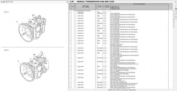Isuzu CSS NET EPC 05.2021 Electronic Parts Catalog DVD 8