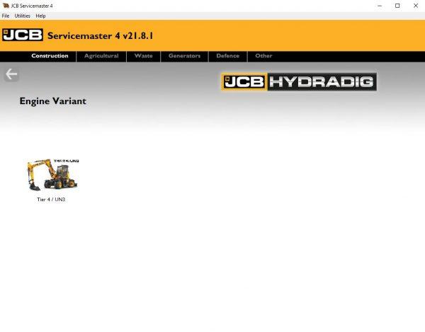 JCB-ServiceMaster-4-v21.8.1-09.2021-Diagnostic-Software-DVD-4
