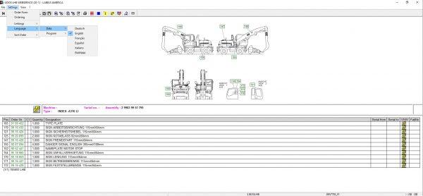 Liebherr-Lidos-Offline-COT-LBH-LFR-LHB-LWT-Spare-Parts-Catalog–Service-Documentation-09.2021-DVD-6