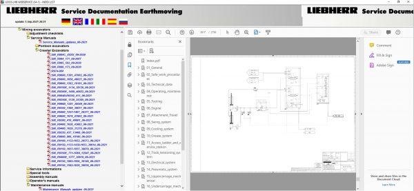 Liebherr-Lidos-Offline-EN-Mining-Truck–Excavator-09.2021-EPC-Parts-Catalog–Service-Documentation-DVD-9