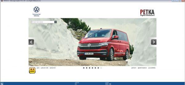 PETKA-8.3-Volkswagen—Seat—Skoda—Audi—Commercial-Vehicles—Porsche-08.2021-Spare-Parts-Catalog-DVD-5