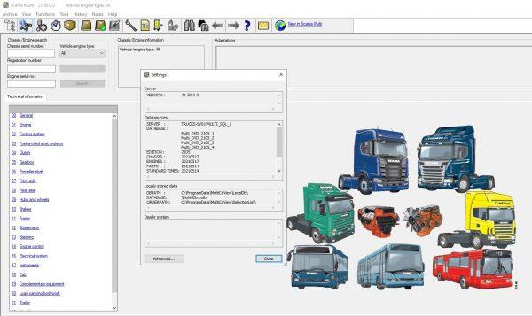 Scania-Multi-05.2021-Workshop-Manual–Spare-Parts-Catalog-DVD-1