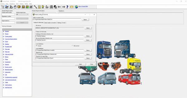 Scania-Multi-05.2021-Workshop-Manual–Spare-Parts-Catalog-DVD-2